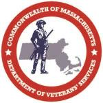 Logo of MA Dept. of Veterans' Services